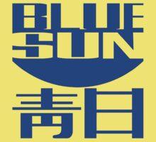 Firefly: Blue Sun Corporate Logo Kids Tee