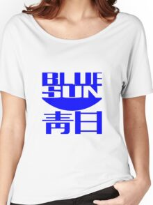 Firefly: Blue Sun Corporate Logo Women's Relaxed Fit T-Shirt