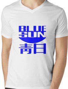 Firefly: Blue Sun Corporate Logo Mens V-Neck T-Shirt