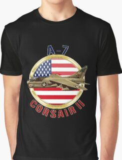 A-7 Corsair II  Graphic T-Shirt