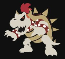 Dry Bowser by ArcaneFire