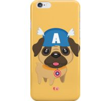 Captain Puk kung by Centtaro iPhone Case/Skin