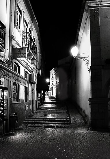 Follow the light. by Paul Pasco