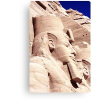 ramesses 11 side view Canvas Print