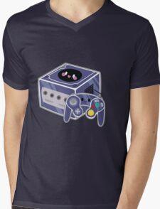 Kawaii Gamecube! Mens V-Neck T-Shirt