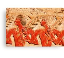 Returning from the Land of Punt Canvas Print