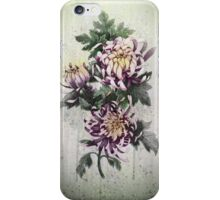 there will always be flowers iPhone Case/Skin