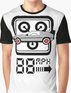 88mph Delorian Graphic T-Shirt