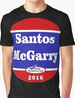 Matt Santos for the West Wing - 2016 Graphic T-Shirt