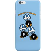 "Droppin ""F"" Bombs iPhone Case/Skin"