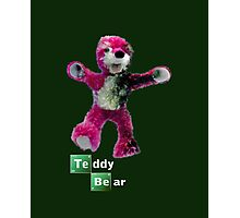 Breaking Bad Teddy Bear Photographic Print