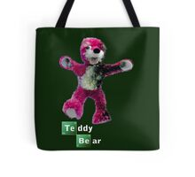 Breaking Bad Teddy Bear Tote Bag