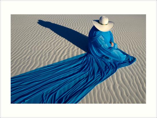 Mystic Blue 2 by Bob Christopher
