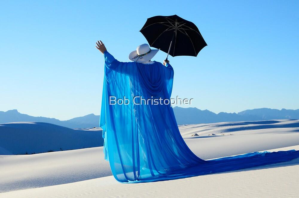 Mystic Blue 3 by Bob Christopher