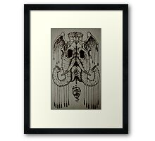 Jackson Lee Van Eagle Framed Print