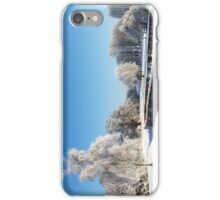 Barnham Broom Winter Wonderland iPhone Case/Skin