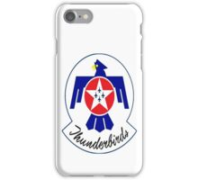 Thunderbirds Air Demonstration Team iPhone Case/Skin