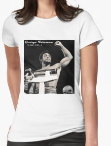 George Foreman Womens Fitted T-Shirt