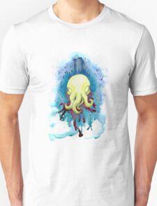 Cthulhu Waits Dreaming Unisex T-Shirt