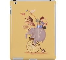 explorers  iPad Case/Skin