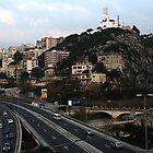 Nahr el-Kalb Bridges (Dog River) by gramziss