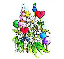 Sweet flora 1 Photographic Print