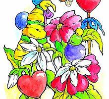 Sweet flora 3 by Renata Lombard