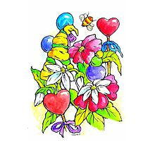 Sweet flora 3 Photographic Print