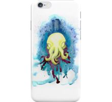 Cthulhu Waits Dreaming iPhone Case/Skin