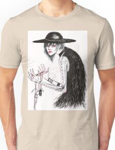 At the Hands of He Unisex T-Shirt