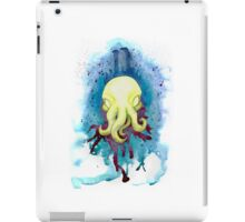 Cthulhu Waits Dreaming iPad Case/Skin