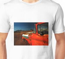 Red Chevy Unisex T-Shirt