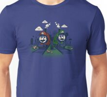 Super Train Bros Unisex T-Shirt