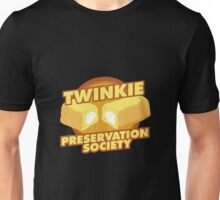 The Twinkie Preservation Society Unisex T-Shirt