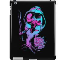 Fear & Loathing on Sesame Street iPad Case/Skin