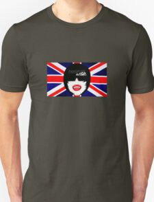 Fangpunk Union Jack T Shirt T-Shirt