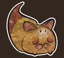 Fluffy Brown Kitty Cat by SaradaBoru