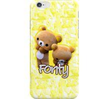 Fonty Bear iPhone Case iPhone Case/Skin