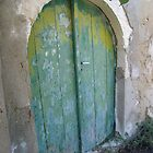 Polychrome Door by Francis Drake