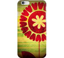 Flower Spotlight  iPhone Case/Skin