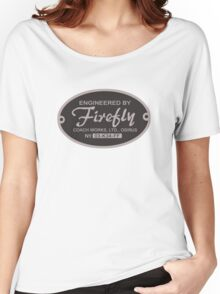 Firefly Coach Works LTD Women's Relaxed Fit T-Shirt