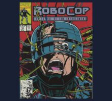 Robocop Comic by DABC