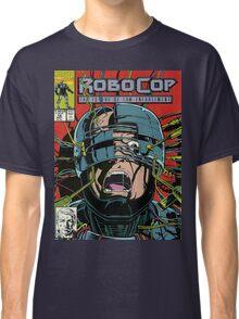 Robocop Comic Classic T-Shirt