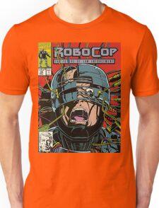Robocop Comic Unisex T-Shirt