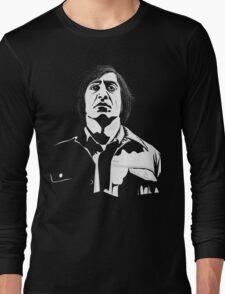 Anton Chigurh (Javier Bardem) No Country For Old Men  Long Sleeve T-Shirt