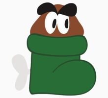 Goomba Boot Kids Clothes