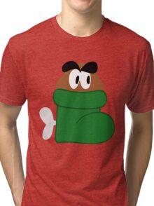 Goomba Boot Tri-blend T-Shirt