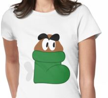 Goomba Boot Womens Fitted T-Shirt