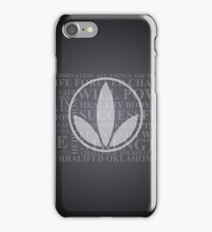 Herbalifed Oklahoma Custom iPhone Case iPhone Case/Skin
