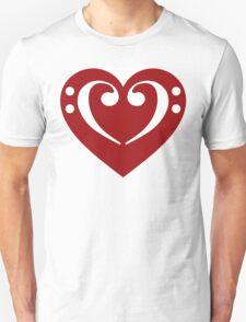 Heart Bass T-Shirt